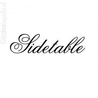 Sidetable