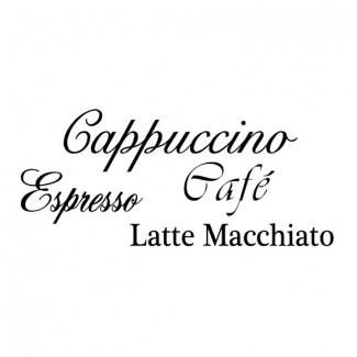 Cappuccino, Cafe, Espresso