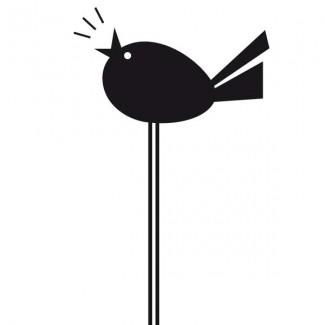 Vogel staand
