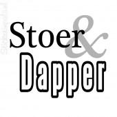 Stoer en Dapper